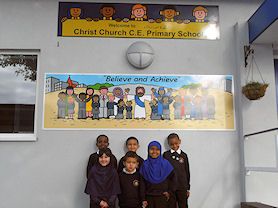 Welcome to Christ Church Primary School!